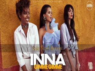 HIT NÚMERO 1: Inna - Gimme Gimme . Del 8 al 15 de Diciembre 2017.