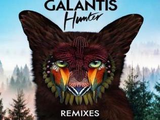 HIT NÚMERO 1:  Galantis - Hunter. Del 15 al 23 de Enero 2018.