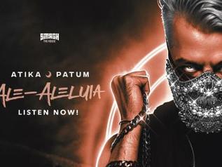 """Nº1: AtikaPatum - Ale Aleluia . """"El Desconocido Enmascarado"""". (Del 8 Al 13 De Diciembre 2020)"""