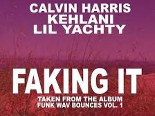 HIT NÚMERO 1: Calvin Harris Ft. Kehlani & Lil Yachty - Faking It. Del 25 De Junio al 1 de Julio