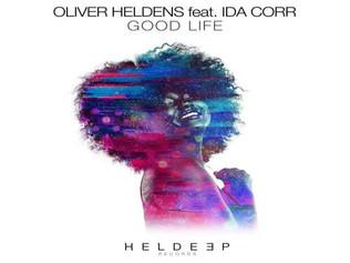 HIT NÚMERO 1: Oliver Heldens Ft. Ida Corr - Good Life. Del 24 al 31 de Julio 2017.