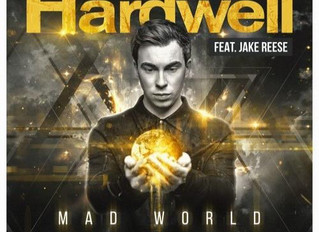 #NÚMEROs 1 #LlSTACHARTS  Revealded R. Presents Hardwell Ft.Jake Reese - Mad World 