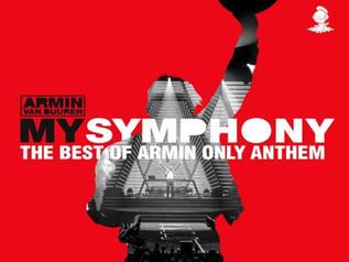 HIT NÚMERO 1:  Armin Van Buuren -        My Symphony . Del 8 al 15 de Enero 2018.