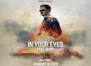 """HITNÚMERO 1: Robin Schulz Feat. Alida – In Your Eyes .  """" El Éxito Que Vino De Alemania""""."""