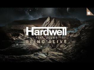 HIT NÚMERO 1: Hardwell Ft.Jguar - Being Alive. Del 22 De Julio Al 4 De Agosto 2019.