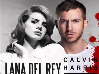 HIT NÚMERO 1: Calvin Harris Ft.Lana del Rey - I feel U. Del 12 al 18 de Junio 2017.