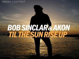 HIT NÚMERO 1: Bob Sinclar Feat. Akon - Til The Sun Rise Up. Del 11 al 17 de Junio 2018.