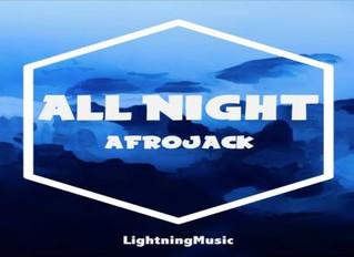 """Nº1: Afrojack Feat. Ally Brooke - All Night. """" Single Con Multiplatino"""" (Del 5 Al 11 De Octubre 20)"""