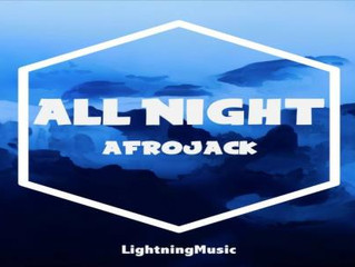 "Nº1: Afrojack Feat. Ally Brooke - All Night. "" Single Con Multiplatino"" (Del 5 Al 11 De Octubre 20)"