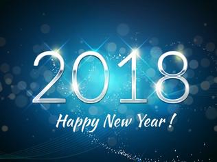 Conexiondance SiRadio les desea..........     Féliz Año 2018. Happy New Year!
