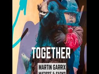 HIT NÚMERO 1: Martin Garrix • Matisse • Sadko – Together. Del 1 al 11 de Junio 2017.
