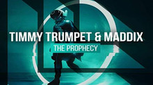 HIT NÚMERO 1: Timmy Trumpet &  Maddix - The Prophecy. Del 8 De Julio Al 14 De Julio 2019.