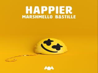 HIT NÚMERO 1: Marshmello Ft.Bastille - Happier. Del 18 Al 24 De Febrero 2019.