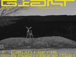 HIT NÚMERO 1: Calvin Harris & RagnBone Man - Giant. Del 26  Al 31 De Agosto 2019.