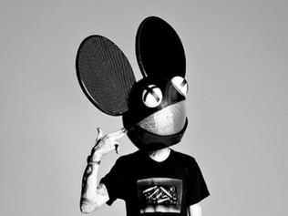"""Deadmau5, el """"cabezaratón"""" más famoso del mundillo de los productores y djs."""
