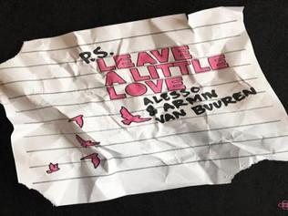 """HITS: Alesso & Armin Van Buuren - Leave A Little Love  """"Mensaje De Amor"""" (Del 18 Al 24 Octubre 2021)"""