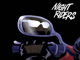 HIT NÚMERO 1: Major Lazer  - Night Riders. Del 8 al 15 de Febrero 2017.
