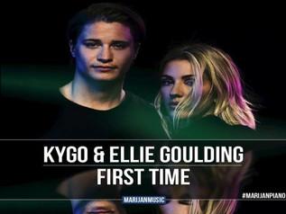 HIT NÚMERO 1: Kygo & Ellie Goulding - First Time . Del 1 al 7 de Diciembre 2017.