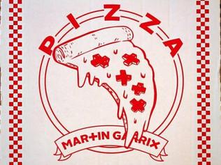 HIT NÚMERO 1: Martin Garrix - Pizza. Del 7 al 14 de Mayo 2018.