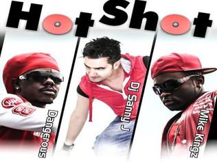 HIT NÚMERO 1:DjSanny J Ft.Dangerous • MikeKing - HotShot(DiscoPlanet Records). Del 16 al 24de Julio