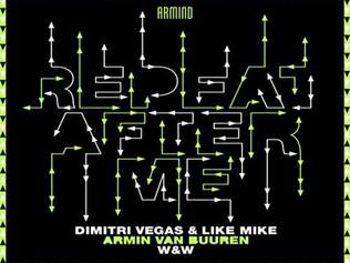 HIT NÚMERO 1: Dimitri Vegas And Like Mike Presents Armin Van Buuren & WW - Repeat After Me. Del