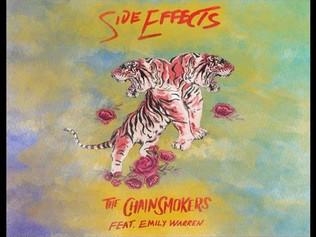 HIT NÚMERO 1: The Chainsmokers - Side Effects .Del 18 Al 24 De Marzo 2019.