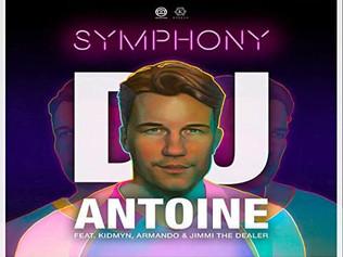 HIT NÚMERO 1: 1.DJAntoine Ft.Kidmyn & Armando Jimmi The Dealer -  Symphony. Del 20 De Mayo Al 26