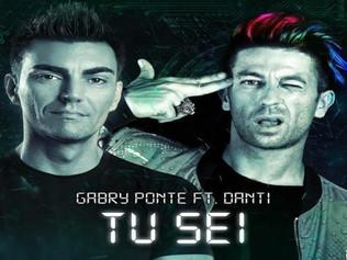HIT NÚMERO 1: Gabry Ponte Feat. Danti - Tu Sei . Del 22 al 31 de Diciembre 2017.