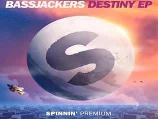 HIT NÚMERO 1: Bassjackers Ft.Mat B. - Destiny. Del 15 al 21 de Mayo 2017.