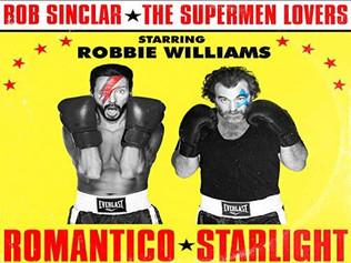 HIT NÚMERO 1: Bob Sinclar vs The Supermen Lovers Ft. Robbie Williams - Romantico Starlight . Del 23