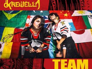 HIT NÚMERO 1: Krewella - Team [FlyBoy Remix]. Del 1 al 8 de Julio 2018.