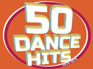 50 DANCE HITS 2016: Los 50 Números UNO, de nuestra LISTA CHARTS.
