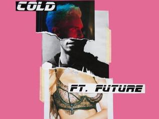 HIT NÚMERO 1: Maroon 5 - Cold Ft.Future. Del 16 al 22 de Octubre 2017.