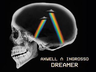 HIT NÚMERO 1: Axwell Λ Ingrosso  Ft.Trevor Guthrie - Dreamer.Del 17 al 23 de Septiembre 2018.