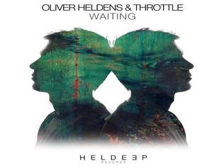 HIT NÚMERO 1: Oliver Heldens & Throttle - Waiting.Del 16 al 22 de Agosto de 2016.