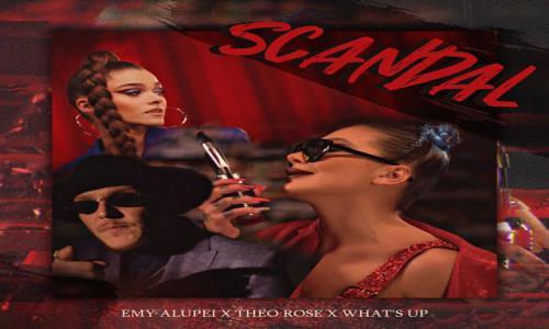 "HIT 1: Emy Alupei & Theo Rose & What's UP - Scandal. ""Escandaloso "" (Del 27 Al 3 Octubre 2021)."