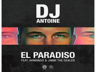 HIT NÚMERO 1: Dj Antoine Ft.Armando & Jimmi TheDealer – El Paradiso.Del 10 al 16 de Septiembre 2