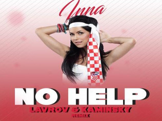 HIT NÚMERO 1: Inna - No Help.            Del 15 Al 21 De Abril 2019.