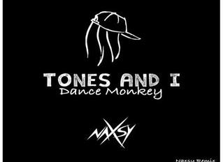HIT NÚMERO 1: Tones And I - Dance Monkey. Del 2 Al 8 De Marzo 2020.