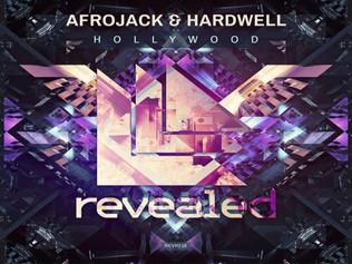 HITNÚMERO 1: Afrojack & Hardwell - Hollywood.Del 23 al 31 de Agosto de 2016.