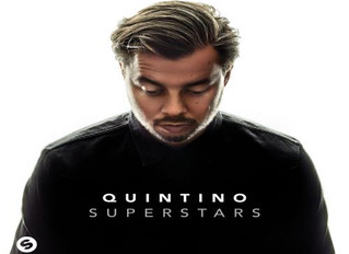 "HIT NÚMERO 1: Quintino - Superstars. ""Holanda, cantera Top De Djs"".                      ("