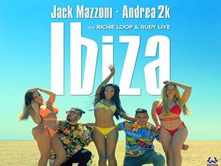 HIT NÚMERO 1: Jack Mazzoni & Andrea 2K Ft.Richie Loop & Rudy Live - Ibiza. Del 20 Al 26 De E