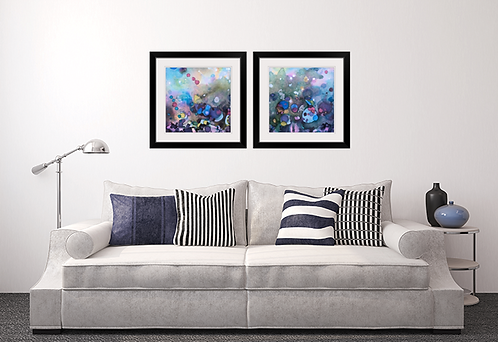 Under the Sea Framed Prints