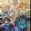 Thumbnail: Blue and Tan Metal Trio