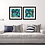 Thumbnail: Ruby Blue Framed Prints