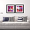 Thumbnail: Seeing Red Framed Prints