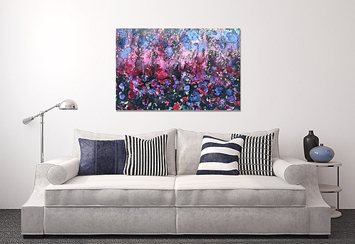 Pink Passion Canvas