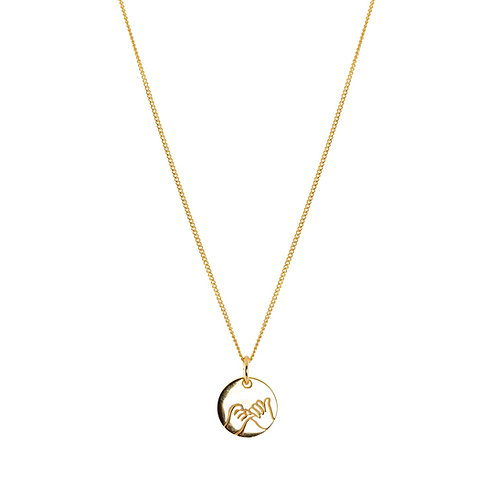 Better - Together Necklace Gold
