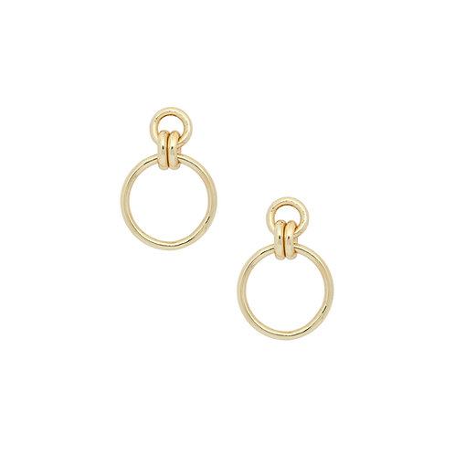 Malu Earrings Gold