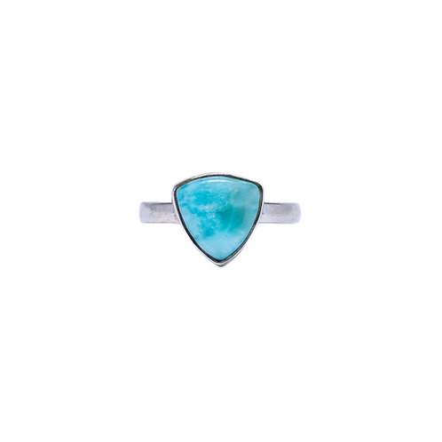 Oceanlover Triangle Ring